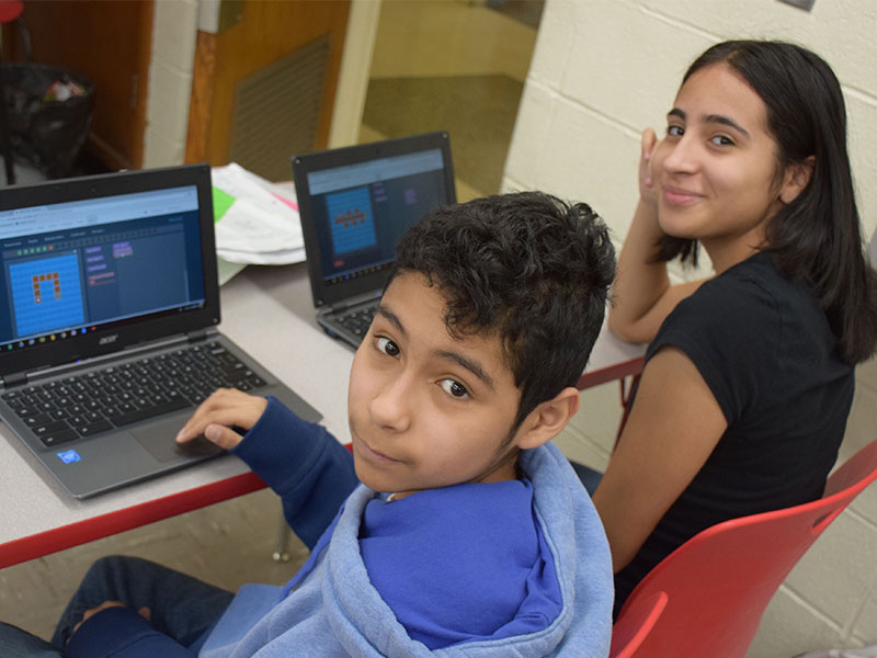 District Receives Grant for 21st Century Learning