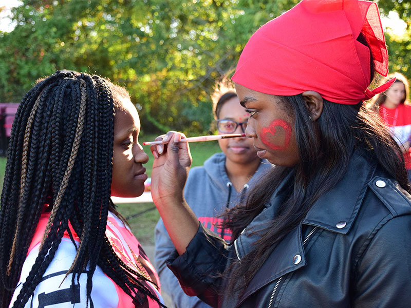 Fall Festival Kicks off Homecoming weekend