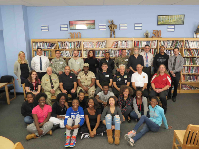 Veterans Return to School