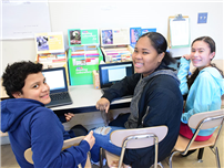 Chromebooks Engage Learners at Park Avenue photo