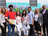 Amityville Seniors Awarded for Achievements Photo