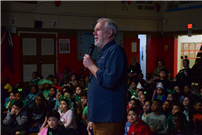 Author Shares His Story Quests at Northwest 2