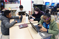 Chromebooks Engage Learners at Park Avenue photo 3