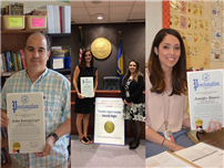 Suffolk Legislature Honors Three Amityville Teachers photo