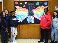 Cultivating Kindness With Art at Miles Middle School photo thumbnail143143
